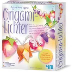 Origami Lichter Bastel-Set