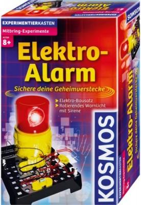 KOSMOS Elektro-Alarm Mitbring-Experimente 8+j