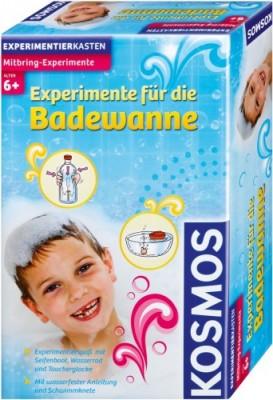 KOSMOS Experimente für die Badewanne Mitbring-Experimente