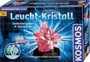 Kosmos Experimentierkasten Leucht-Kristall mit LED