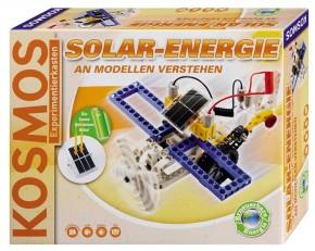 Kosmos Solar-Energie Experimentierkasten