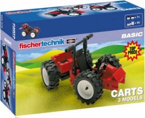 fischertechnik Basic-Carts 3 Modelle
