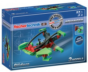 fischertechnik Advanced Gliders 3 Modelle