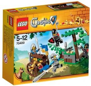 Lego Castle Angriff auf den Goldtransport 70400
