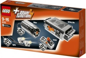 LEGO Technic 8293 Power Functions Tuning-Set B-Ware OVP
