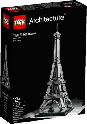 LEGO Architecture 21019 Eiffelturm B-Ware OVP