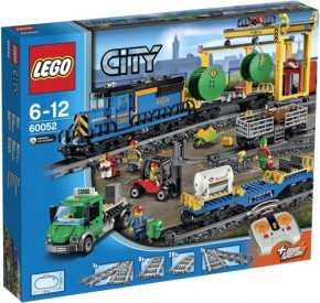 LEGO City Trains 60052 Güterzug