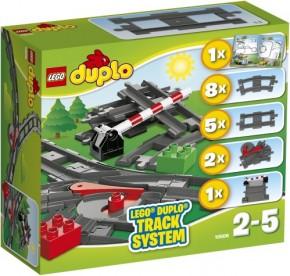 LEGO DUPLO Town 10506 Eisenbahn Zubehör Set