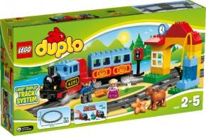 LEGO DUPLO Town 10507 Eisenbahn Starter Set