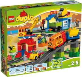 LEGO DUPLO Town 10508 Eisenbahn Super Set