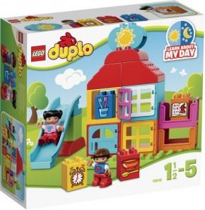 LEGO DUPLO Creative Play 10616 Mein erstes Spielhaus