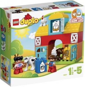 LEGO DUPLO Creative Play 10617 Mein erster Bauernhof