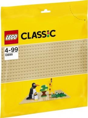 LEGO Classic 10699 Sandfarbene Grundplatte