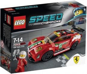 LEGO Speed Champions 75908 458 Italia GT2 Ferrari B-Ware - ungeöffnete OVP