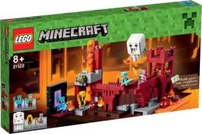LEGO Minecraft 21122 Die Netherfestung B-Ware