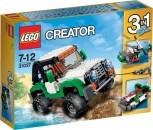Lego Creator 31037 Abenteuerfahrzeuge