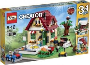 LEGO Creator 31038 Wechselnde Jahreszeiten B-Ware