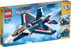 Lego Creator 31039 Blauer Powerjet B-Ware ungeöffnete OVP