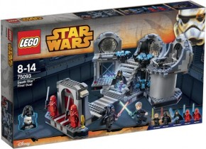 LEGO Star Wars 75093 Death Star Final Duell B-Ware Ungeöffnete OVP