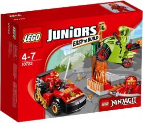LEGO® Juniors 10722 NINJAGO Schlangenduell B-Ware