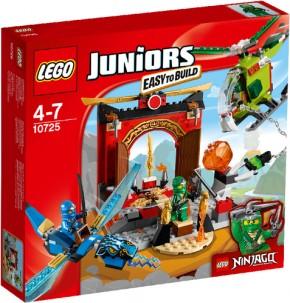 LEGO® Juniors 10725 NINJAGO Verlorener Tempel B-Ware