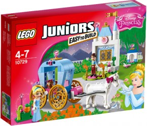 LEGO® Juniors 10729 Princess Cinderellas Märchenkutsche B-Ware