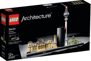 LEGO Architecture 21027 Berlin B-Ware