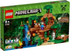 LEGO Minecraft 21125 Das Dschungel-Baumhaus B-Ware