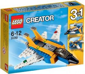 LEGO Creator 31042 Jagdflugzeug B-Ware - ungeöffnete OVP