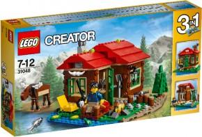 LEGO Creator 31048 Hütte am See B-Ware