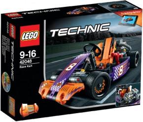 LEGO Technic 42048 Renn Kart B-Ware