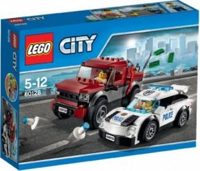 Lego City 60128 Polizei Verfolgungsjagd