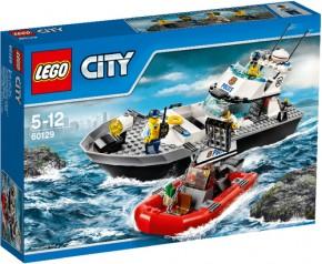 LEGO City 60129 Polizei Patrouillen Boot