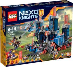 LEGO Nexo Knights 70317 Fortrex Die rollende Festung
