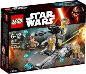 LEGO Star Wars 75131 Battle pack Resistance Trooper