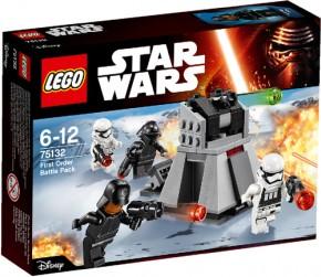 LEGO Star Wars 75132 Battle pack Episode 7 Villains