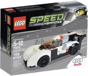 LEGO Speed Champions 75872 Speed Audi R18 e-tron quattro