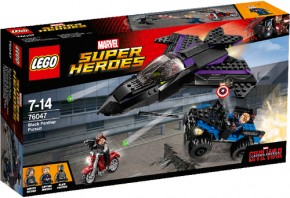 LEGO Marvel Super Heroes 76047 Jagd auf Black Panther