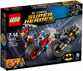 LEGO DC Universe Super Heroes 76053 Batman Batcycle-Verfolgungsjagd