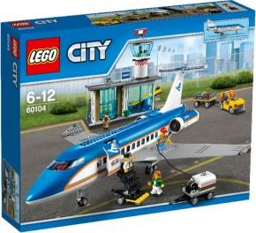 Lego City 60104 Flughafen Abfertigungshalle