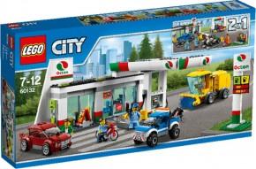 Lego  60132 City Tankstelle B-Ware OVP
