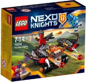 Lego 70318 Nexo Globlin Armbrust