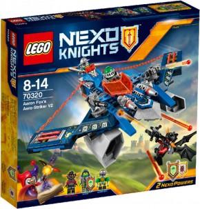 LEGO® Nexo Knights 70320 Aarons Aero-Flieger