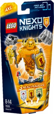 LEGO® Nexo Knights 70336 Ultimativer Axl