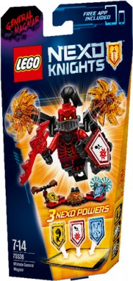 LEGO® Nexo Knights 70338 Ultimativer General Magmar