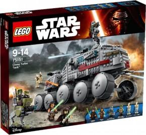 Lego SW 75151 Clone Turbo Tank