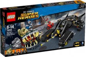 Lego 76055 DC SH-Batman Killer Crocs Überfall in der Kanalisation