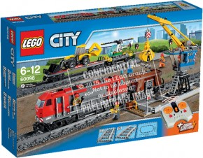 LEGO City 60098 Schwerlastzug
