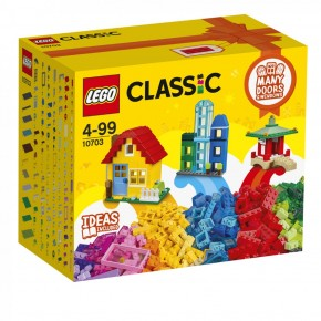 LEGO 10703 Classic Kreativ-Bauset Gebäude
