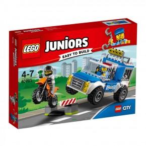 LEGO 10735 Juniors Polizei auf Verbrecherjagd
